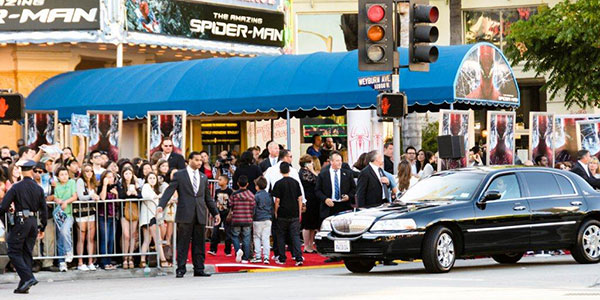 Red Carpet Security - Knight Security New York City