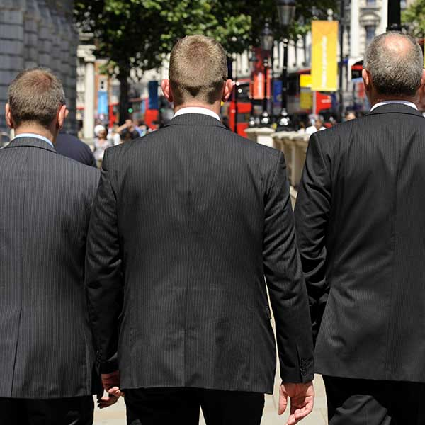Executive Protection - Bodyguards for a CEO